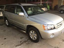 Toyota Highlander 2002 V6 បង1 in Phnom Penh on Khmer24.com