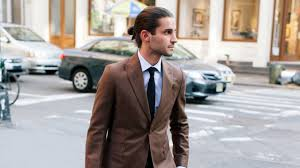 Why I Cut My Man Bun Gq