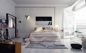 New York Style Bedroom Loft Style Fascinating 1 Stylish Laconic And Functional New York