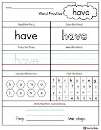 Rhyming Words Worksheet Forergarten Wosenly Free Worksheets Math ...