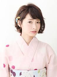 浴衣に似合うショートの髪型はこれ簡単アレンジ方法も教えますhair