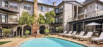 pool at post uptown village luxury apartment homes in dallas tx