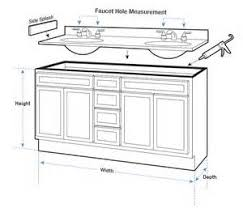 standard bathroom sink base cabi dimensions: standard bathroom sink cabinet dimensions bathroom design ideas