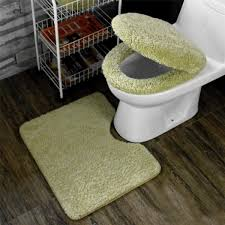 presyo ng household toilet cover foot pad toilet seat cover decorations bathroom set toilet cover
