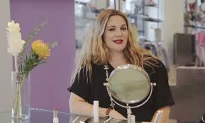 drew barrymore explains how to get her iconic 90s makeup here s