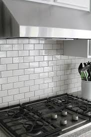 catchy white subway tiles best ideas about grey grout on white tiles grey