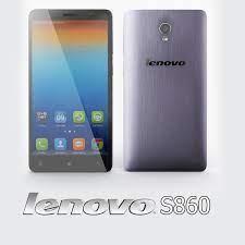 3D Lenovo S860