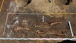Tomb Containing Three Generations of <b>Warrior</b> Women Unearthed ...