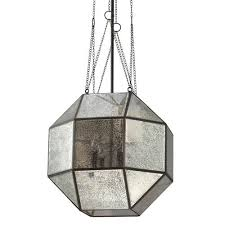 mercury glass pendant. Bellacor Featured Item 1457582 Mercury Glass Pendant