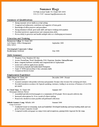 Writing A Good Resume 100 How To Write A Good Resume For Students New Hope Stream Wood 78