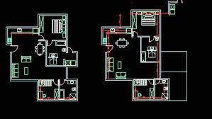 pleasing house plans modern dwg luxury office furniture plan dwg yvo modern house plans dwg