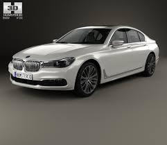 All BMW Models 2013 bmw 7 series : BMW 7 Series (G11) 2015 3D model - Hum3D