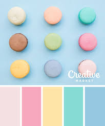 On the Creative Market Blog - 15 Fresh Color Palettes for Spring ...