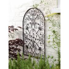 outdoor iron wall art outdoor metal wall decor art