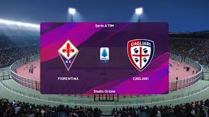 PES 2020 | Fiorentina vs Cagliari - Serie A Tim | 08/07/2020