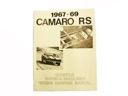 67 camaro rs wiring diagram 67 image wiring diagram 1967 1969 camaro wiring diagram manual rally sport headlight on 67 camaro rs wiring diagram