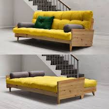 Photo 7 Of 9 Indie Sofa Bed By Karup ( Bedroom Settee Furniture Idea #7)