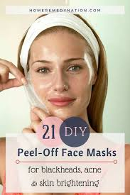 21 diy l off face masks