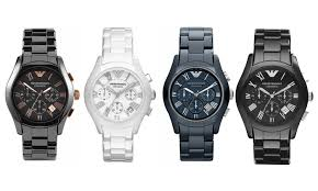 emporio armani ceramic watches groupon goods groupon goods global gmbh emporio armani ceramic watch from £189 up to 58