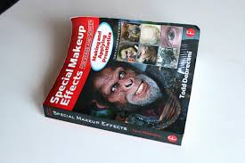 firstly i want to say that this book suits anyone who is already into special effects makeup