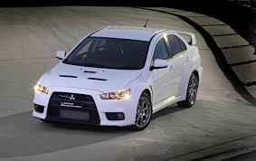 Mitsubishi Evo X production ending, no replacement - report ...