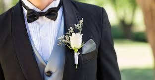 結婚式に新郎が着るタキシードのデザイン画像まとめ みんなのウェディング