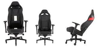 The corsair t2 road warrior gaming chair provides maximum comfort during gaming. Corsair T2 Road Warrior Gaming Chair Fur 265 89 Statt 312