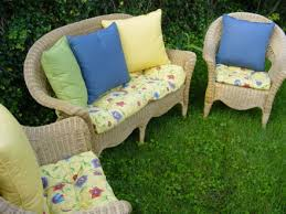 green wicker furniture cushions. wicker furniture cushions green ~