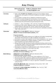 entry level job resumes