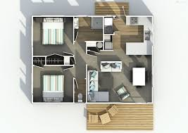nz60 hector two bedroom house plan