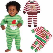 NEW cartoon kids pajama sets children sleepwear boys nightwear girls family christmas pajamas Retail toddler baby pyjamas 2t-6t