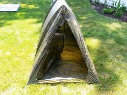 diy lightweight tent