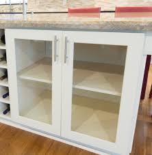 Glass Door Cabinet Matching Cabinet Interior For Glass Door Kitchen Cabinets