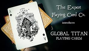 expert playing card company. Plain Card Global Titans Are The Premiere Release Of The Expert Playing Card Company  LLC EPCC Is Committed To Creating Best Cards In World For Hands  In Company