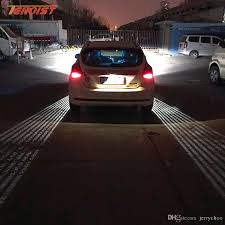 Angel Wings Light Car 2019 White Red Blue Green Yellow Pink Universal Led Angel Wings Car Welcome Light Door Light For For Toyota Bmw Corolla Rav4 Honda Hyundai From