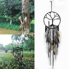 Tree Branch Dream Catcher Retro Life Tree Feather Dream Catcher Holy Night Bad Dreamcatcher 97