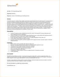 Sample Job Proposal Template Goal Blockety Co Job Proposal