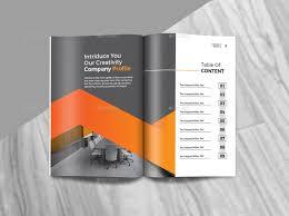 Company Profile Company Profile by colordroop GraphicRiver 1