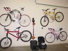 bike rack garage storage. Wall Garage Bike Storage On Rack