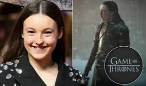 Young bella ramsey has made a big impression as lyanna mormont in hbo's game of thrones. no small parts takes a look at how she got into film and. Game Of Thrones What Did Bella Ramsey Think Of Lyanna Mormont Death Tv Radio Showbiz Tv Express Co Uk