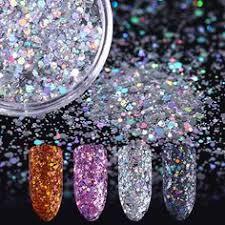 0.2g/<b>box</b> Flecks <b>Holo</b> Flakes <b>Galaxy</b> Sequins Nail Art Powder <b>Laser</b> ...