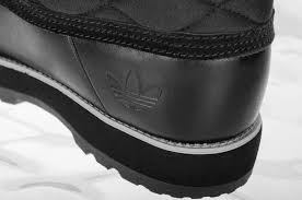 adidas Originals Winter Ball & Navvy Quilt Boots - Fall/Winter ... & adidas adi Quilt Boot Black (4) Adamdwight.com