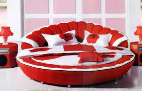 اشكال سرير غرف النوم مدورة ملهاش حل ,جميلة جدا