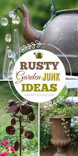 rusty garden art gallery including orbs kettles bee skep and decorative birds