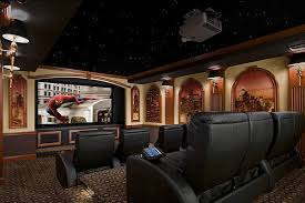 home theater design ideas inspiring fine home theater designs