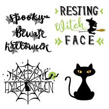 Zombie alphabet letters digital cut files svg dxf eps png Free Halloween Svg And Cut Files For Digital Crafts