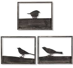 bird wall art bird silhouette wall decor metal bird art