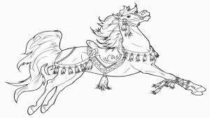 Advanced Coloring Pages Wild Horse Beautiful Grig3 For Beautiful