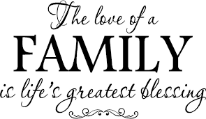 Quotes About Family Love Cool The Love Of Family Allegro Today