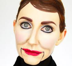 ventriloquist dummy amazing wooden doll makeup